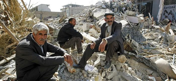 Rapporto su Van, un anno dopo i terremoti