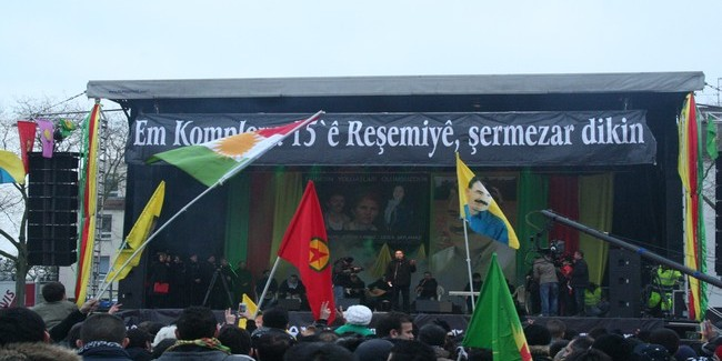 Manifestazione di Strasburgo: è tempo per la libertà di Öcalan