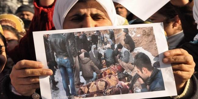 Le famiglie delle vittime del massacro di Roboski multate dai tribunali turchi