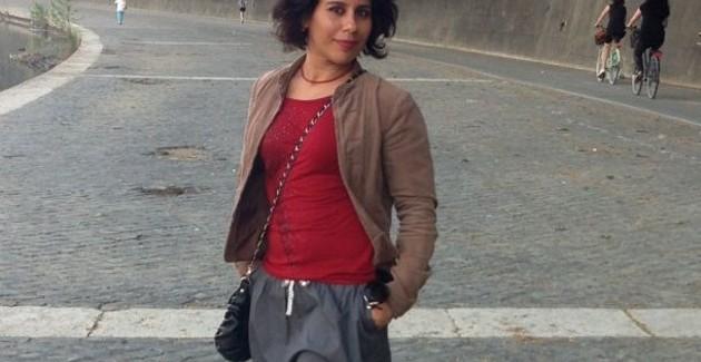 Silan, giovane giurata curda che assiste i richiedenti asilo