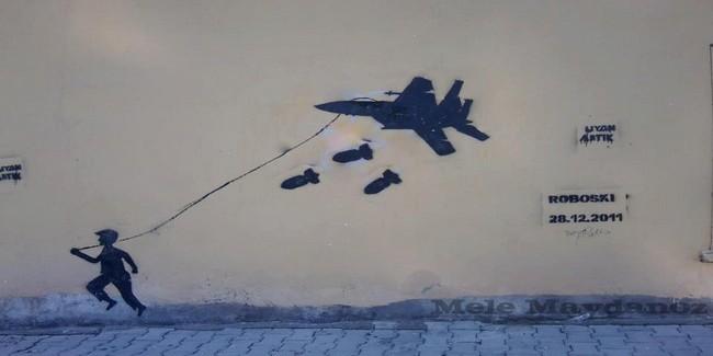 Droni sul Kurdistan