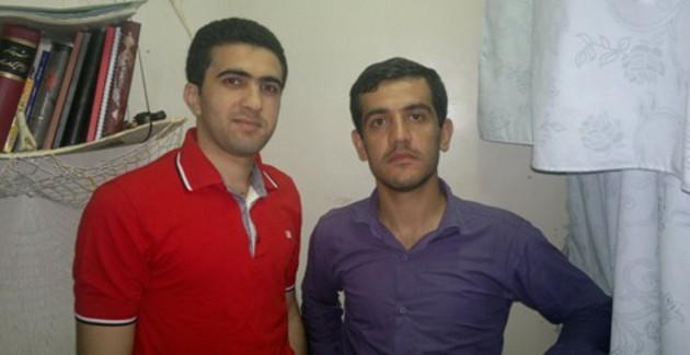 Lettera dai prigionieri politici curdi iraniani nel braccio della morte: Zanyar e Loghman Moradi piangono per la vita
