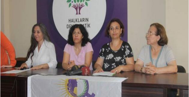 Appello per la pace delle donne di Turchia