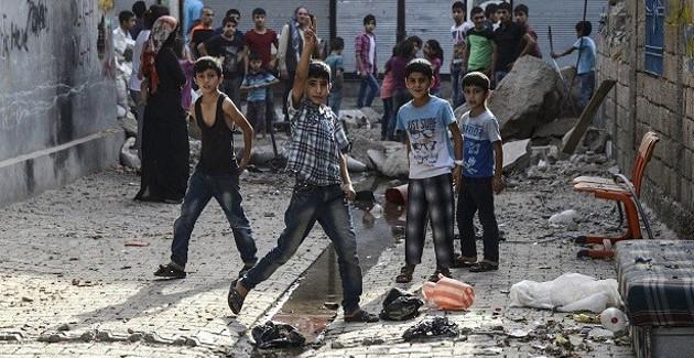 Cizre, la Guernica kurda, chiede vicinanza e solidarietà e aiuti