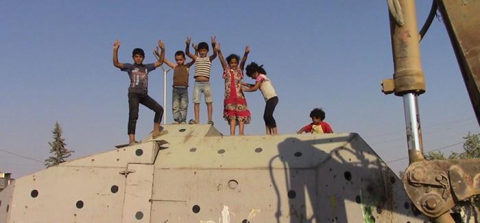 Noi siamo Kobane!Basta massacri di civili,basta Erdogan!Corteo cittadino-Milano