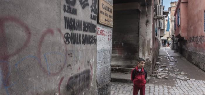 Le città curde sono tra le più povere in Turchia