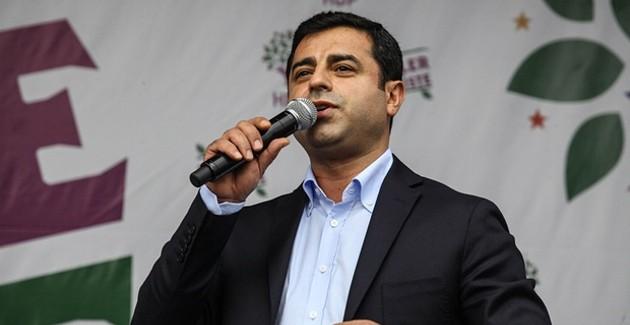 Demirtaş: lo stato è diventato una mafia e un serial killer