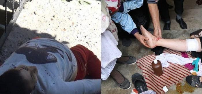 Donne bersaglio dei proiettili a Nusaybin