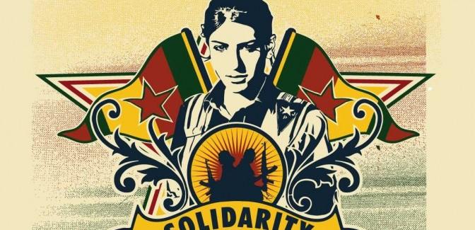 Appello per la giornata internazionale di solidarietà con Kobanê- 1° novembre 2017