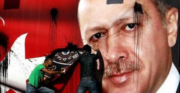 Portare  Erdoğan davanti al tribunale internazionale