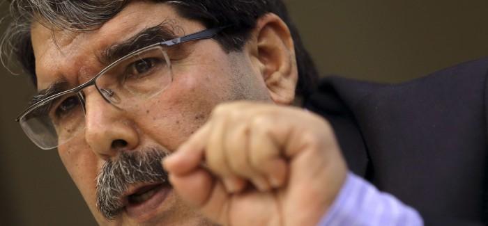"""Salih Muslim: non accettiamo una """"safe zone"""" in cui vi farà parte la Turchia"""