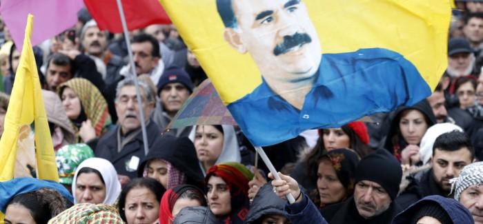 """Il partito della """"terza""""rivoluzione del Kurdistan"""