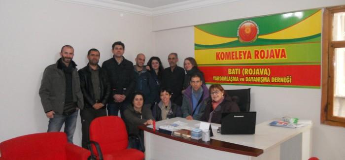 Report della delegazione da Diyarbakir