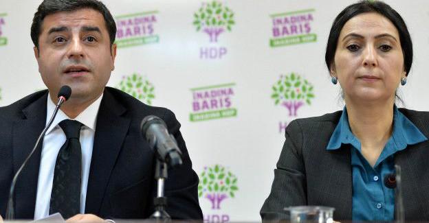 Demirtas: Nessuno dei nostri parlamentari andrà in tribunale a testimoniare volontariamente