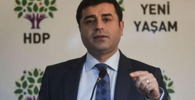 Demirtaş: Non possono spezzare la nostra volontà con queste cospirazioni a basso costo