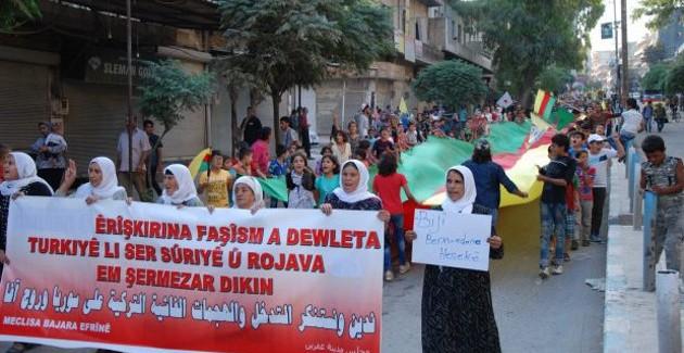 Appello delle donne di Rete Kurdistan a sostegno del Rojava
