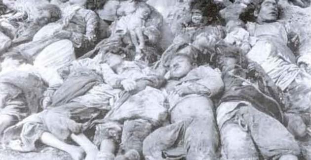 37° anniversario del massacro di Gharna
