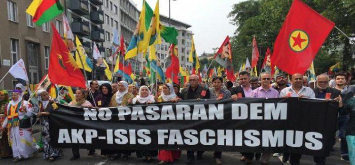 Lo stato turco e il suo capo Erdogan moltiplicano gli attacchi che mirano  ad annientare il popolo curdo e i suoi rappresentanti