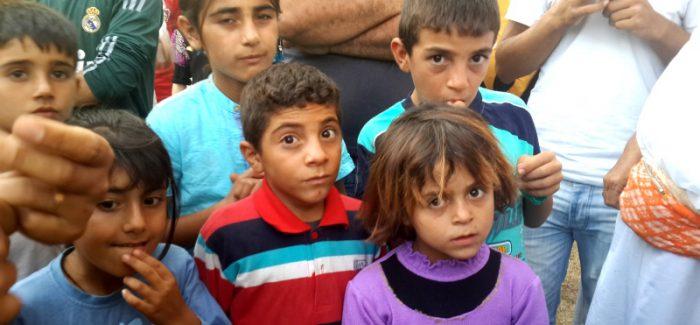 L'amministratore fiduciario sgombera il campo degli yazidi a Diyarbakir