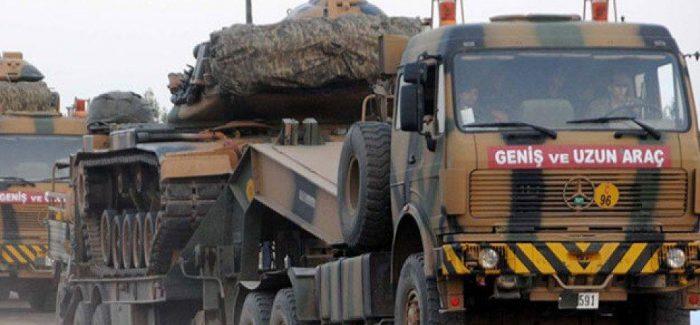 L'AKP si prepara entro la fine  del mese ad una guerra più estesa