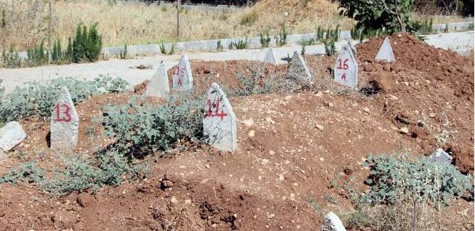 65 corpi non sono stati restituiti ai familiari