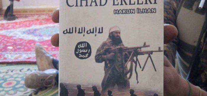 Libri di riferimento di ISIS provenienti dalla Turchia