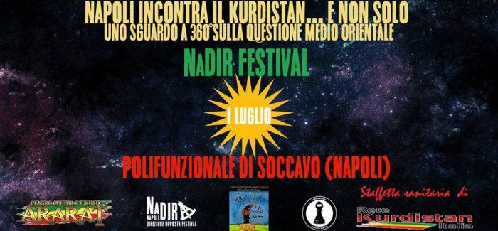 Napoli incontra il Kurdistan // NaDir Festival