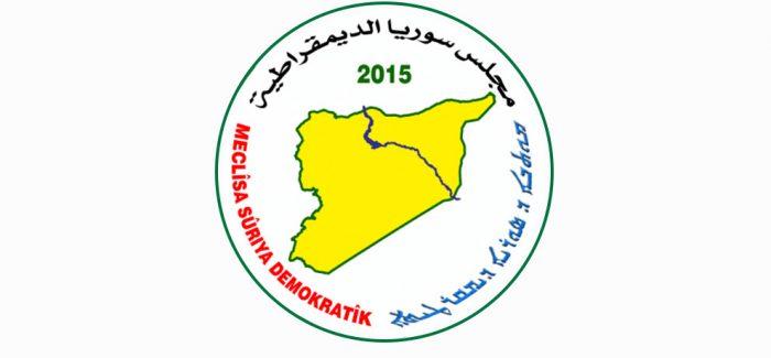 Il Consiglio democratico siriano chiede zona di divieto di sorvolo per la Siria dell'est e del nord
