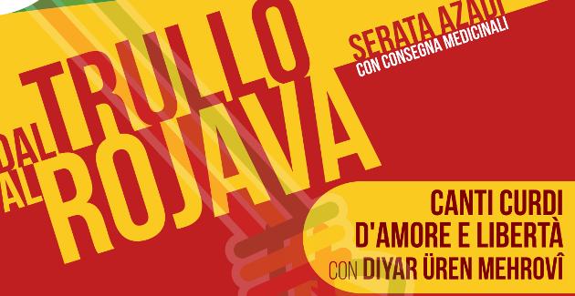 Dal Trullo al Rojava- Roma