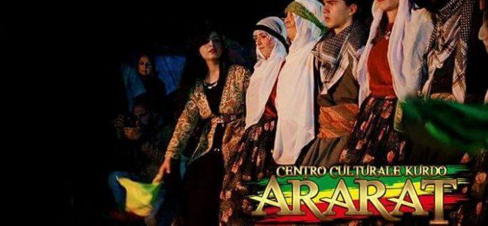 Corso di danze curde- Centro socio culturale Ararat- Roma