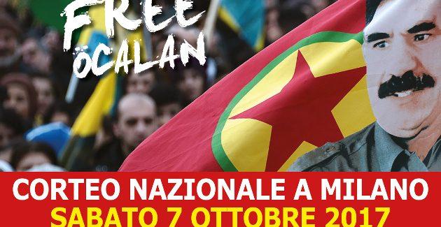Libertà per Abdullah Öcalan e per tutte le prigioniere e i prigionieri politici Pace in Kurdistan & Democrazia in Medio Oriente-Appello