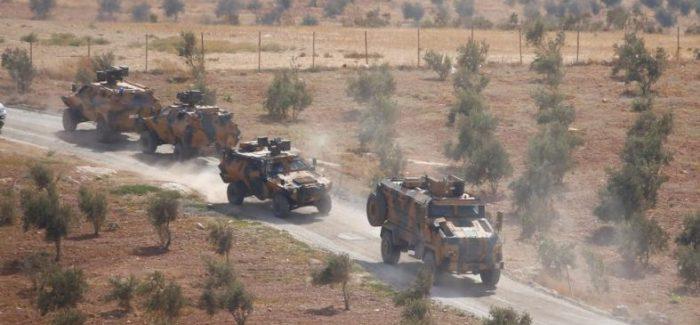 La bagarre intorno a Idlib
