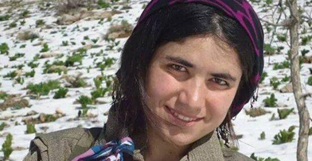 Arîn Mîrkan commemorata ad Efrîn