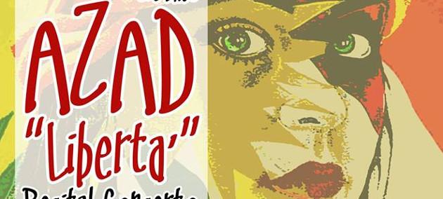 Azad – Libertà: Cena e concerto per la libertà del popolo curdo- Milano