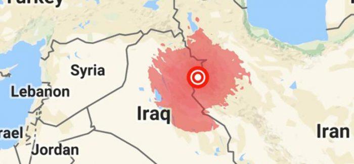 Forte terremoto uccide più di 200 persone in Kurdistan