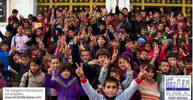 Un mattone per Kobane
