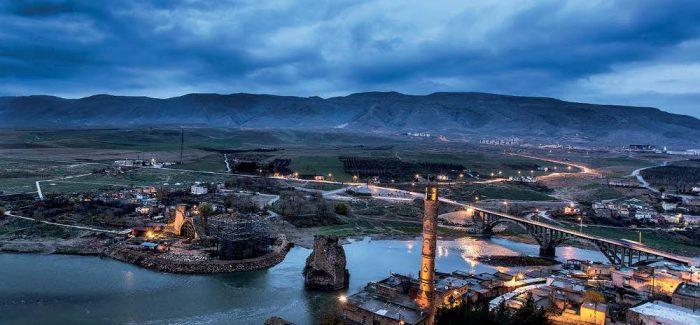 Colonialismo turco in Kurdistan e la lotta contro la diga di Ilısu-Roma