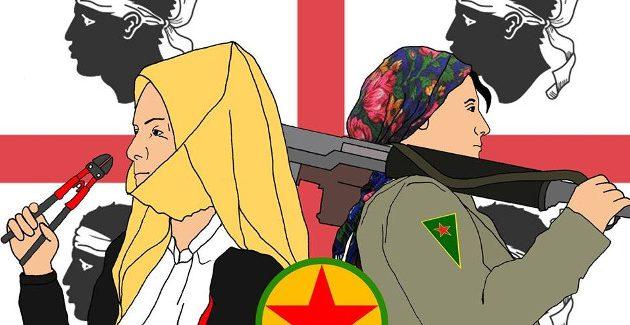 I militanti Ypg non sono terroristi: la Rete Kurdistan organizza un sit-in a Cagliari