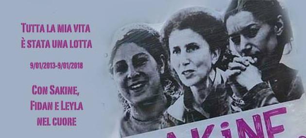 Verità e Giustizia per Sakine, Fidan e Leyla- Roma