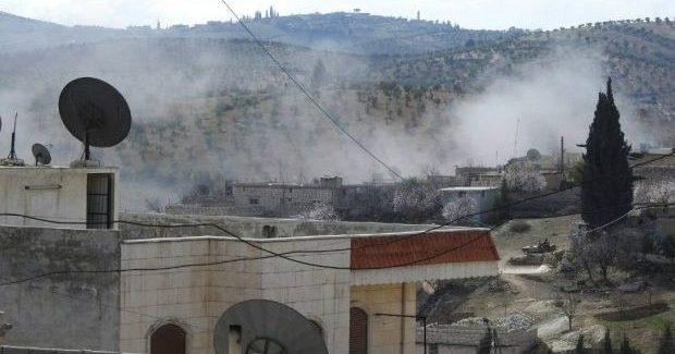 Report: L'uso delle Armi Chimiche da parte degli occupanti Turchi contro i cittadini