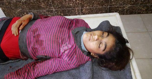 Un bambina uccisa negli attacchi ad Afrin