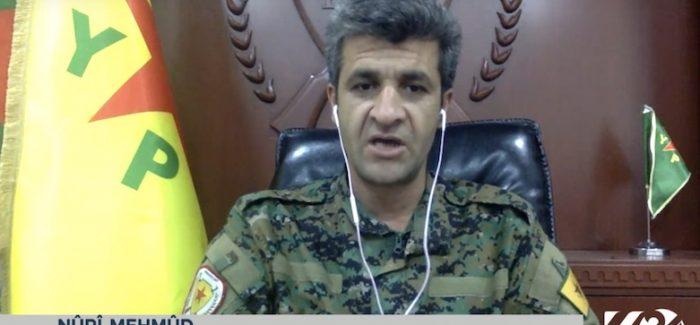 Portavoce YPG: Nessun accordo con il regime siriano, solo una richiesta di proteggere il confine