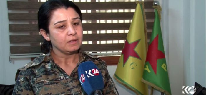 Nasrin Abdalla:Gli stati europei e la Turchia sono responsabili di crimini contro l'umanità