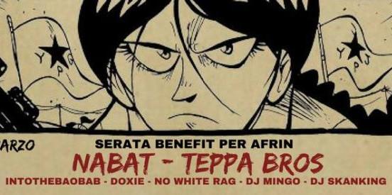 DEFEND AFRIN, DEFEND ROJAVA!- Bologna