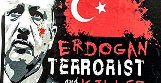 Violenze inaccettabili ai danni dei manifestanti durante la visita a Roma del criminale turco Erdogan-Comunicato stampa