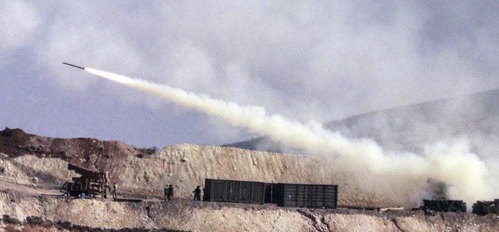 Gas tossico su Afrin