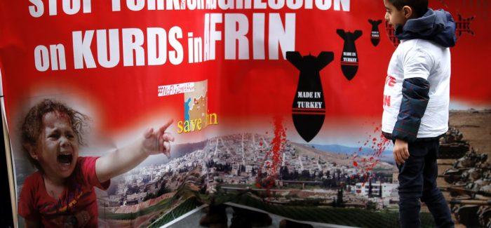 Appello urgente per Afrin – Fermare questa invasione è diventata una responsabilità storica