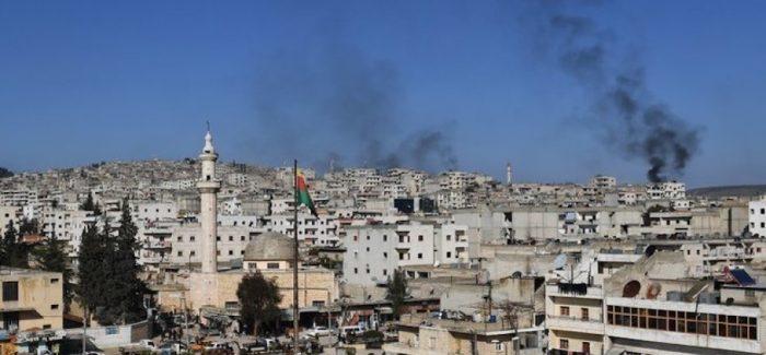 La guerra globale in Siria e l'importanza di Afrin