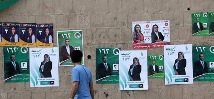 Le violazioni dei diritti aumentano nel Kurdistan meridionale prima delle elezioni
