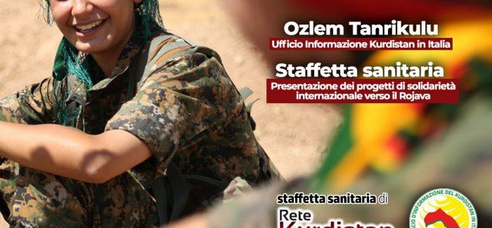Rojava terra e libertà- Roma